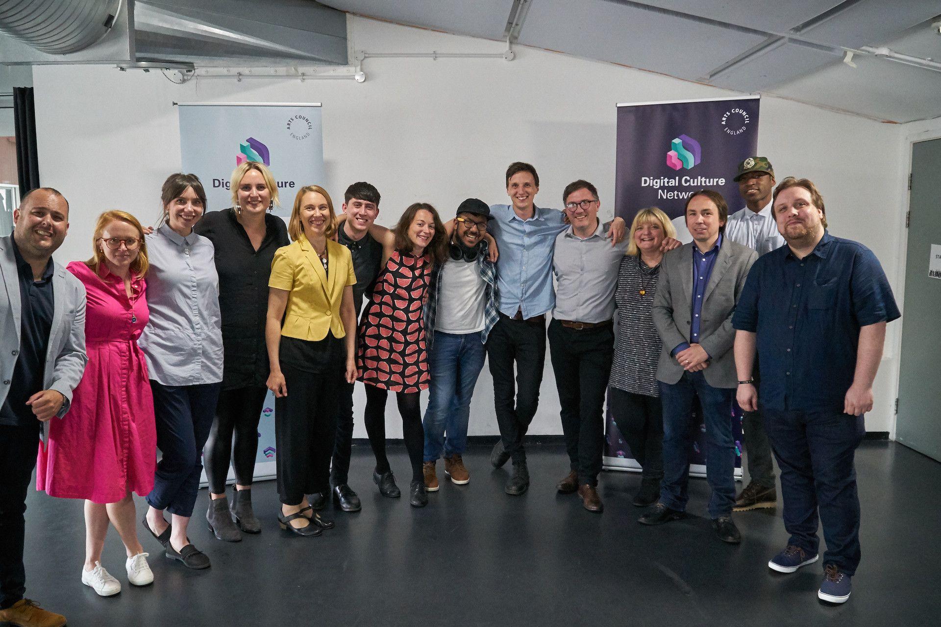 Digital Culture Network Team